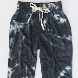 Out from Under Jenny Tie-Dye Fleece Jogger